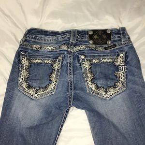 25x31 Miss Me Jeans